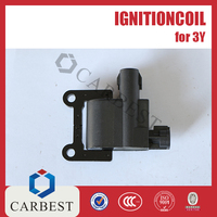 High Quality New Product 3Y Ignition coil OE 90919-02217 90919-02218 90919-02220