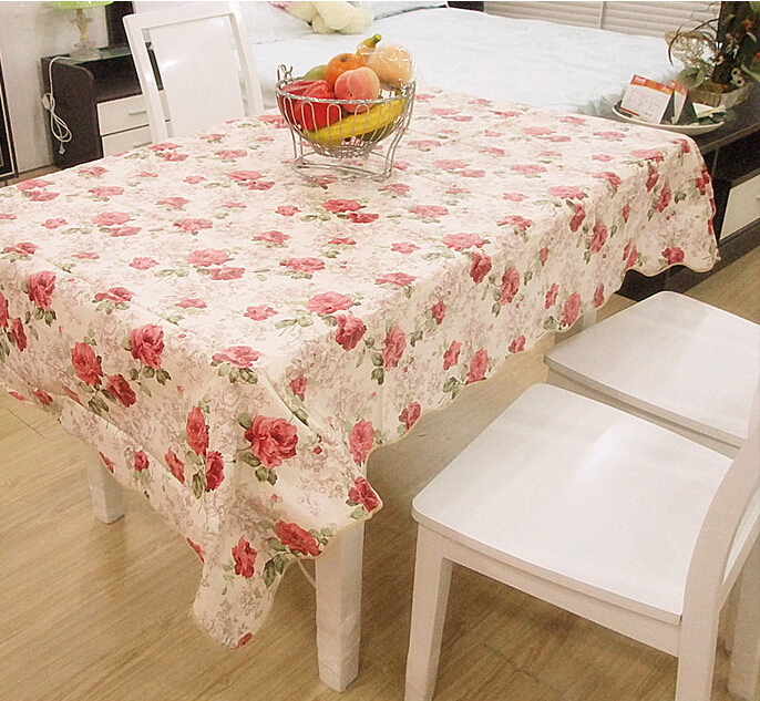 Restaurant Wholesale Dining Table Cover Vinyl Tablecloths