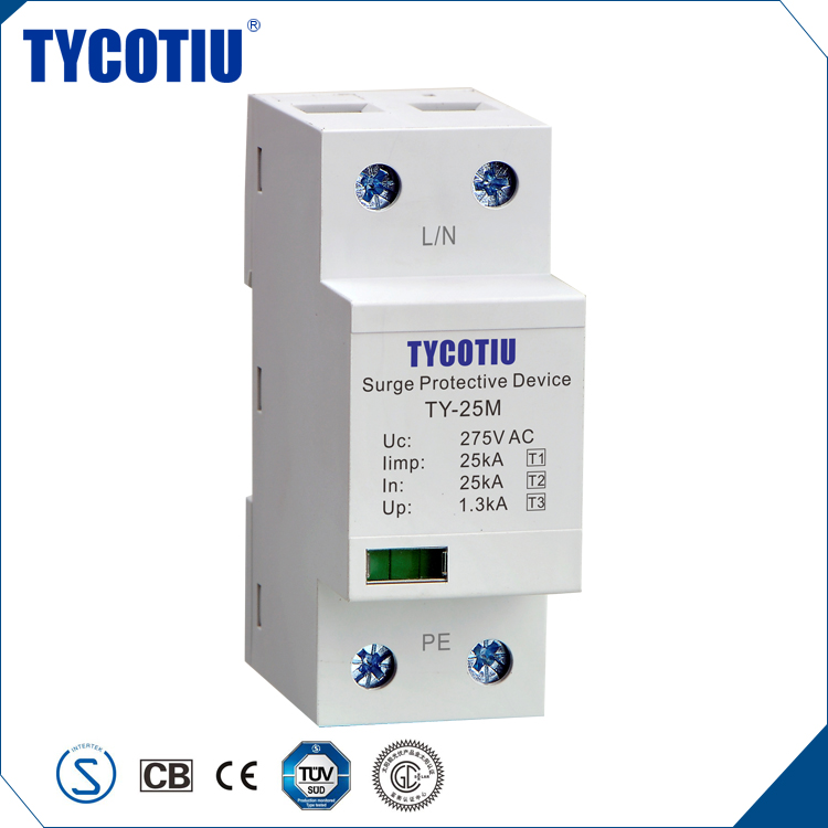 TYCOTIU Manufacturing Company Outdoor Surge Arrestors Spd/Surge Protective Device/Lightning Protector