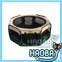 Indoor & Outdoor Folding Soft Dog Crate Pet Home Dog Playpen
