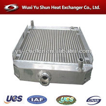 water cooling heat exchanger manufacturer / profession aluminum plate-fin machinery heat exchanger company / auto tank radiator