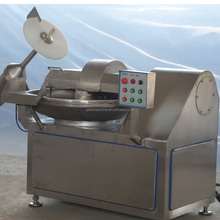 2018 High Quality Automatic Meat Bowl Cutter / Bowl Chopper For Sausage Making