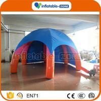 2016 Promotion inflatable air dome tent for sale inflatable marquee outdoor tent party