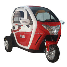 Fashion 1000W Motor Mini Electric Tricycle for Adult