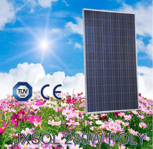 Cheap solar panels, low price 280watt polycrystalline solar panels, made in China