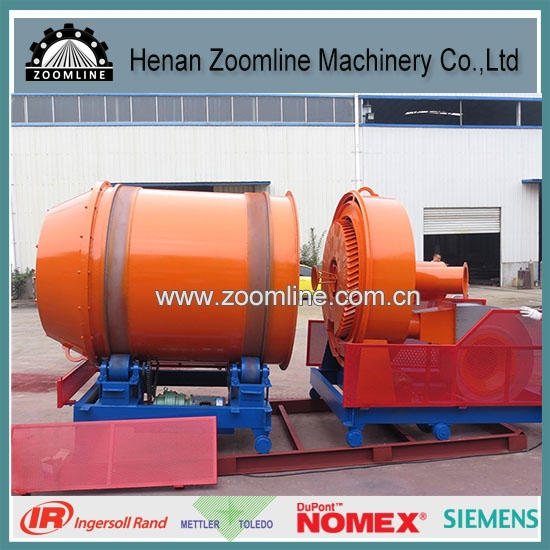 energy saving and automatic ignition coal fired burner