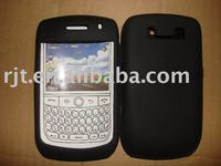 Mobile phone silicone skin for blackberry 8900