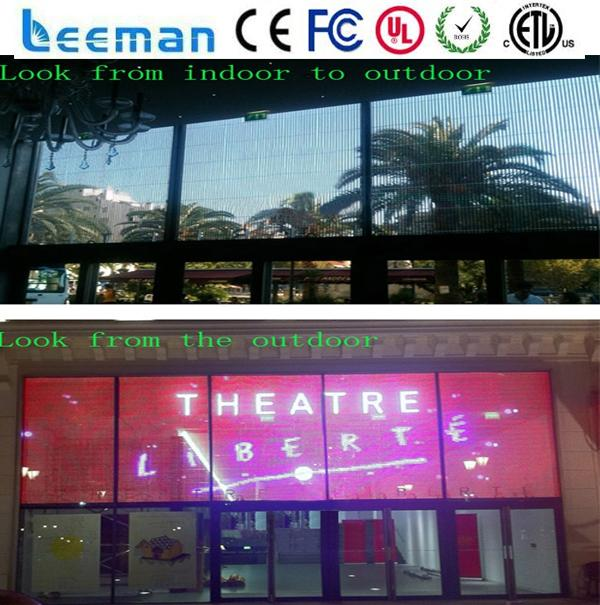 full color led display screen gas station led price sign glass hookah screen