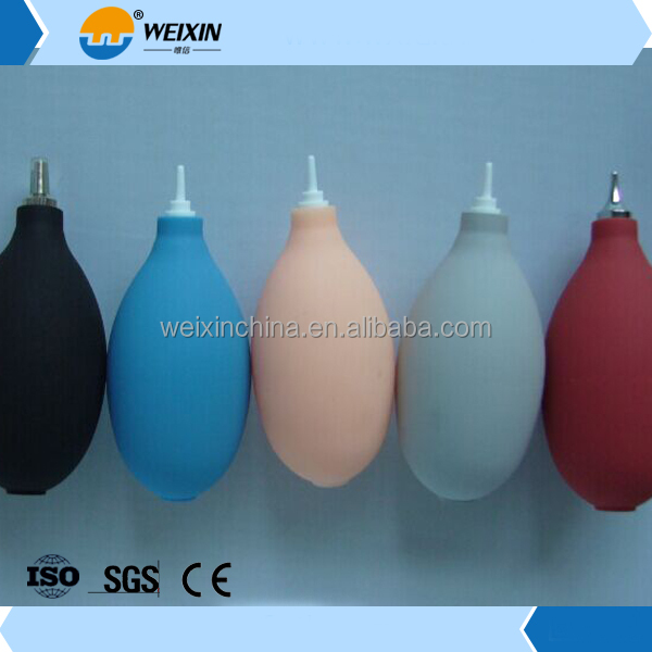 Hand Air Bulb Pump Rubber with Bulb Valve