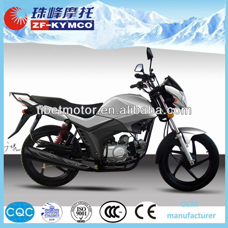 Super strong powerful 125cc automatic motorcycle for sale ZF125-A