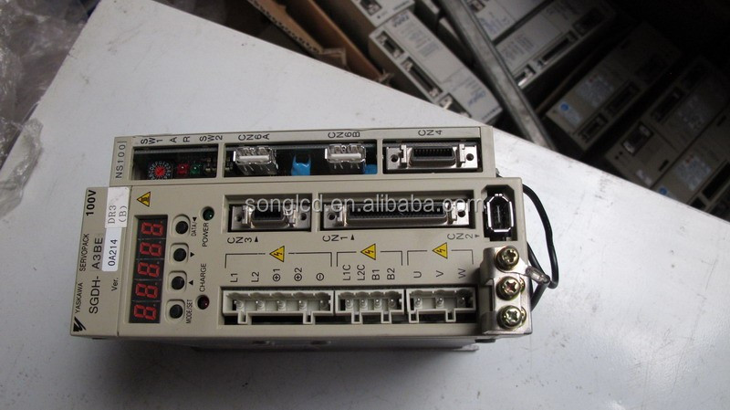 Yaskawa servo drive SGDH-A3BE good condition
