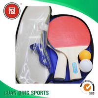 Chinese Products Wholesale table tennis racket ping pong bats