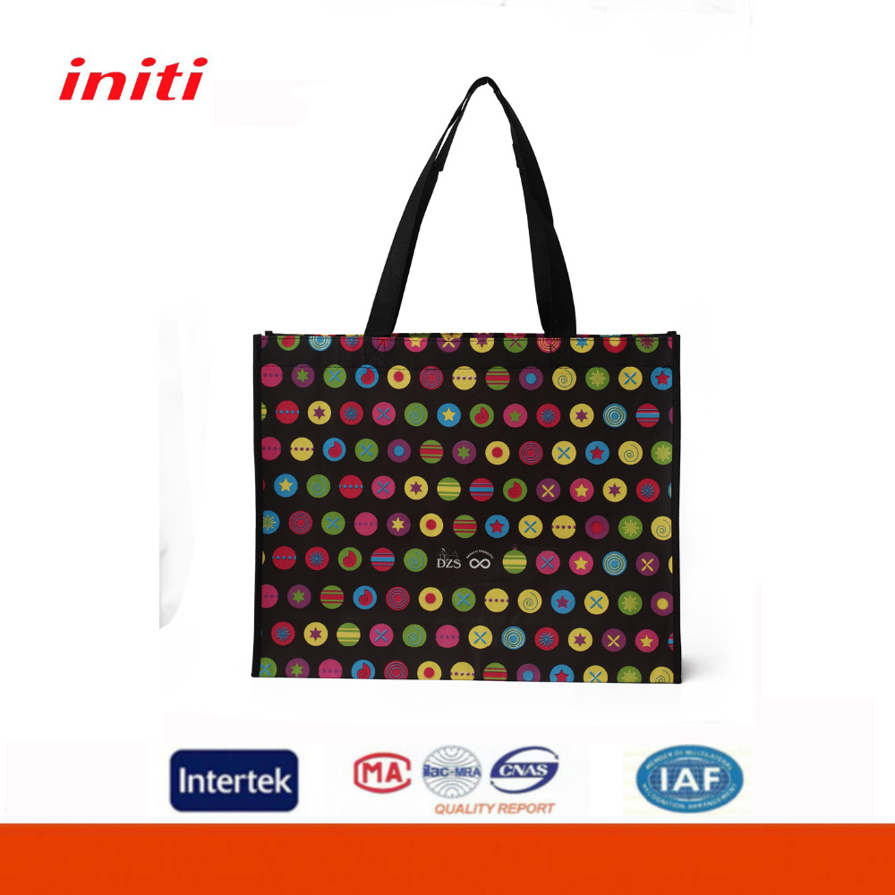 2016 New Style Factory Price High Quality PP Woven Shopping Bags