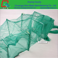 collapsible Shrimp trap net crayfish traps for sale