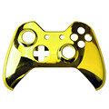 Chrome Gold Front Shell Cover Replacement Housing for XBox One Wireless Controller Joypad