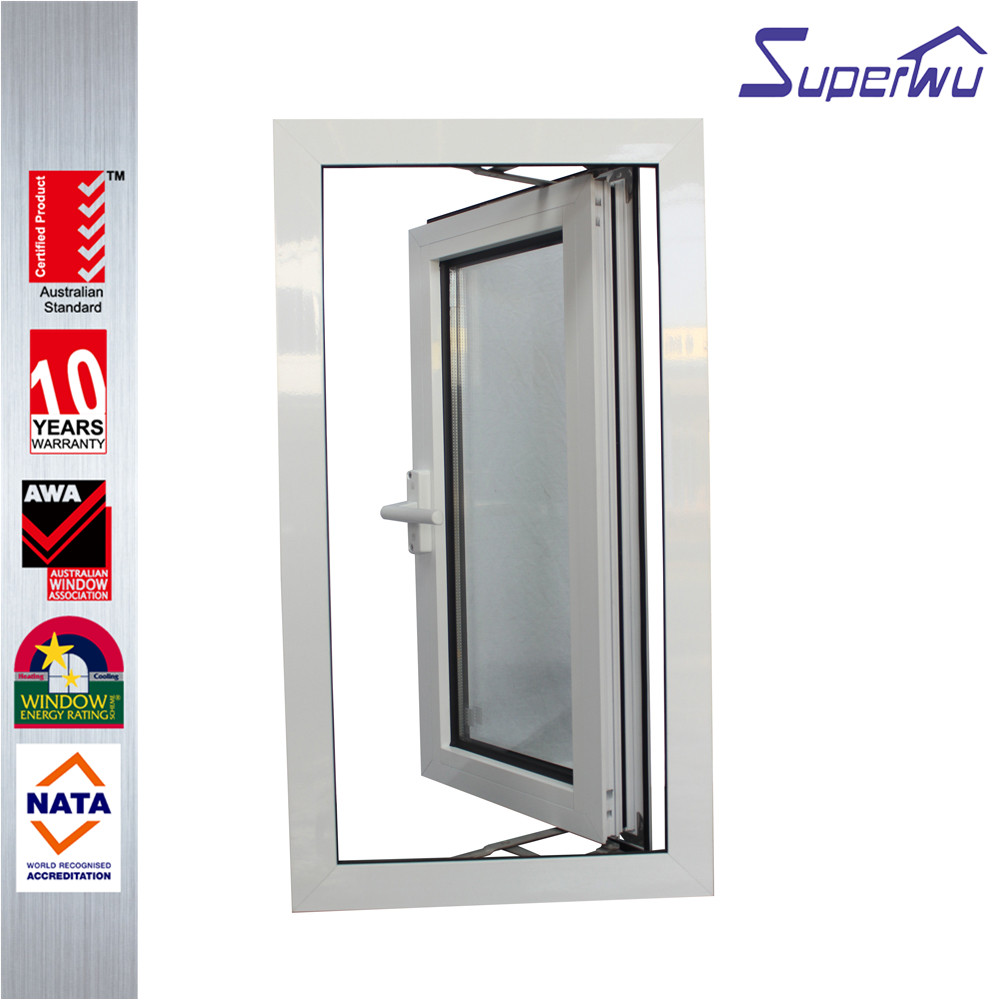 Superwu China Alibaba Supplier Top 10 aluminum window manufacturers