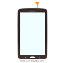 Gold Brown Touch Screen Digitizer + Adhesive For Samsung Galaxy Tab 3 SM-T210R 7""