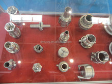 Kinds of fittings for flexible metal hose