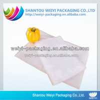 Food grade high barrier plastic vacuum sealer bags