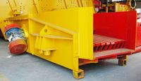 High efficiency mechanical vibrating feeder