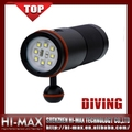 Professional Underwater Photography 5000 Lumen White Red UV LED floodlight