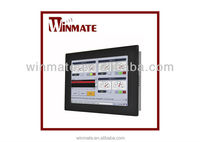 Winmate 12.1 inch Waterproof and Dustproof(Front Side) with Optional Touch Screen Industrial Panel PC