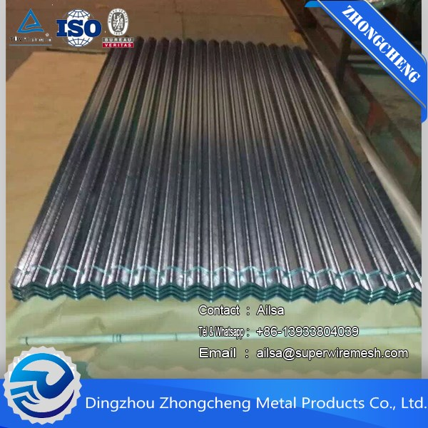 0.15-2mm Prepainted corrogated Roofing sheet material AISI Galvanized corrogated iron sheet /Cheap metal roofing sheet sizes wit