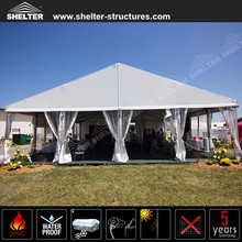 20x20m tenda custom canopy tent for wedding party event for sale