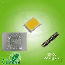 High Luminous Efficacy 60mA 0.2W 28-30Lm 2835 smd led Epistar Chip smd 2835