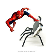 Spider bendable universal bike bicycle mount mobile phone holder