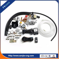 Tomasetto cng conversion kit/ cng kit for motorcycle
