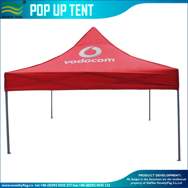 Steel Frame Tent Waterproof Customized Gazebo