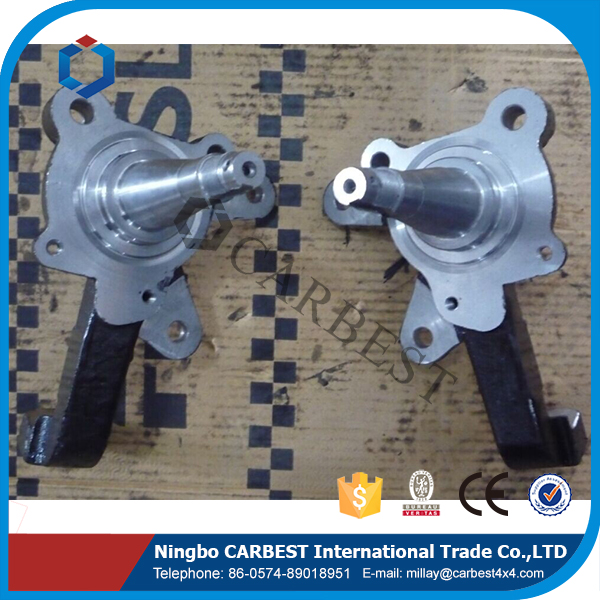 High Quality Enigne Parts Steel 3001011-00 3001012-00 4Y Steering Knuckle For Toyota