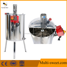Multi-sweet automatic honey centrifuge electric motor honey bee extractor used for extraction