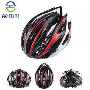 2018 HOT! Bicycle Cycling Helmet EPS Material Ultralight Mountain Bike Helmet 24 Air Vents With glasses,Goggle Helmet