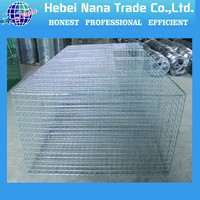 China produce high quality welded wire mesh panel chicken cage