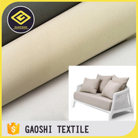 Pu Backing Polyester Oxford Waterproof Fabric for Outdoor Furniture Sofa Cushions Cover