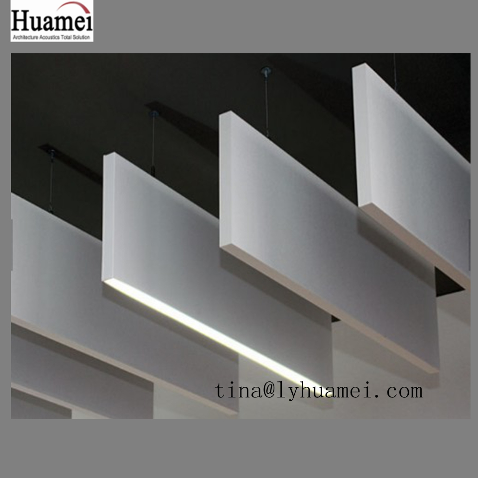 Acoustic Hanging Panel And Fiberglass Ceiling Tiles 2x4 - Buy ...