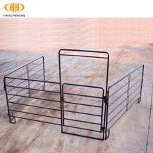 Galvanized Metal Livestock Farm Fence Panels for Horse