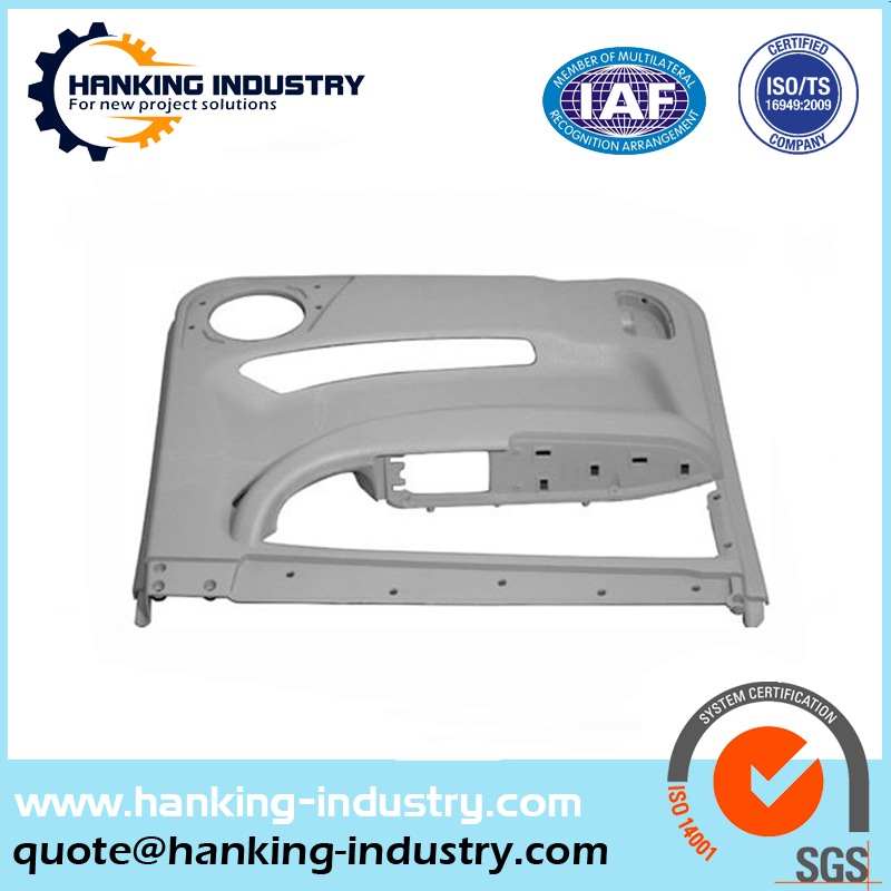 Plastic Auto Body Parts Mould for Auto Accessory with Ts16949