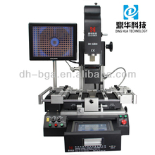 DH-G200 Infrared BGA Rework Station With Optical Alignment System For VGA Chip Fix