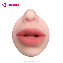 Baxin custom made inflatable vagina sex toy rubber pussy for men