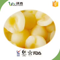 High quality Cheap price canned pears canned fruits in syrup with FDA