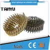 0.083' shank diameter Galvanize Roofing Nail Type and GB Standard roofing nail with rubber washer