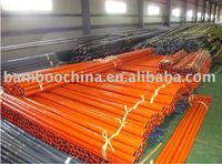 bamboo pole with PVC coated