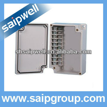 IP66 Clear Cover ABS/PC Distribution Enclosure