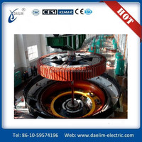 Hydro turbina / Water turbine generator unit / Power plant EPC project