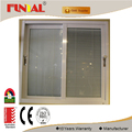Best selling aluminum alloy single/double/triple low-e glass sliding window for house