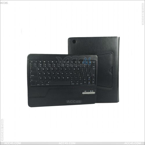 Detachable bluetooth keyboard case with leather case for the new ipad/ iPad 2/ 3/ 4 P-iPAD3CASE024