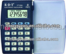 Hot sales big led display calculator with cover
